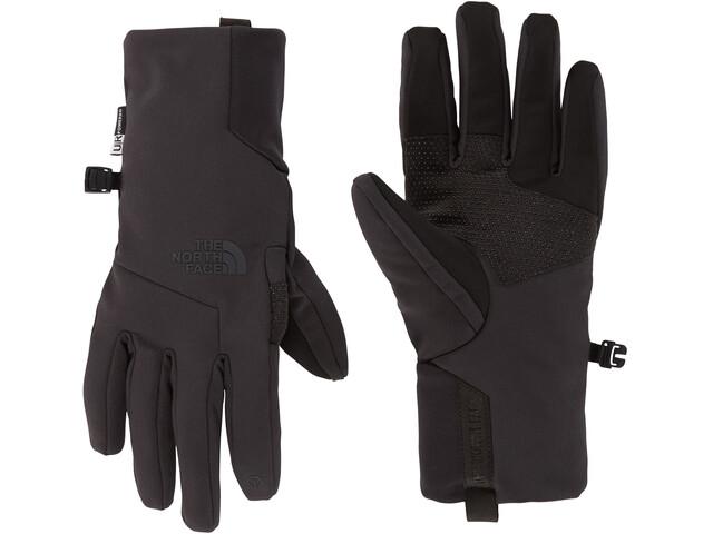 The North Face Apex Etip Handschoenen Dames zwart
